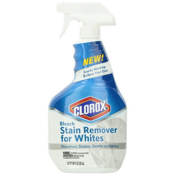 Clorox Bleach Stain Remover Spray, 30 Ounce (Pack of 3)
