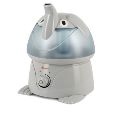 Crane Adorable Elephant Ultrasonic Humidifier