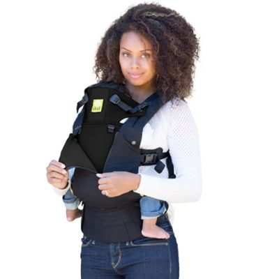 lillebaby COMPLETE All Seasons Baby Carrier in Black