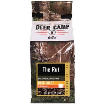Buck Baits, Llc Deer Camp Coffee The Rut Dark Roasted Ground 12 oz.