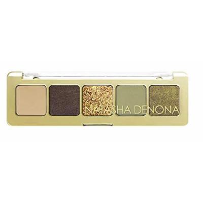 Natasha Denona Mini Gold Eyeshadow Palette 5 x 0.028 oz