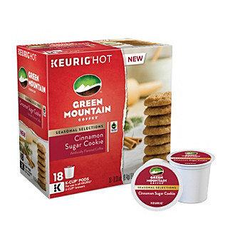 Coffee Pods Green Mountain
