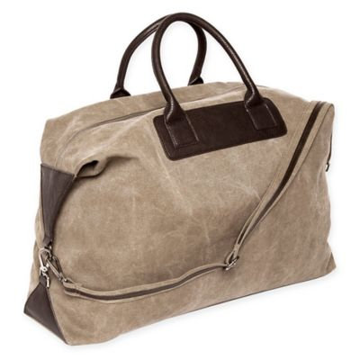 Brouk & Co. Excursion Weekender Bag in Khaki