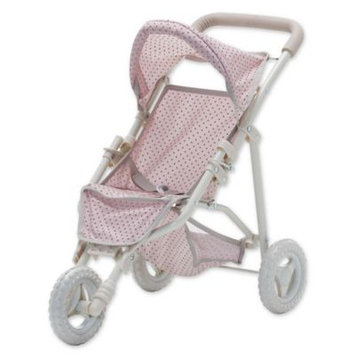 Teamson Design Corp Teamson Kids Olivia's Little World Polka Dots Princess Baby Do - Pink & Grey