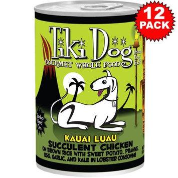 Tiki 759084 Tiki Dog Kauai Chicken 12-14 Oz. Pack of 12