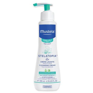 Mustela® Stelatopia® 6.7 oz. Cleansing Cream for Extremely Dry to Eczema-Prone Skin
