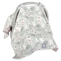 Balboa Baby® Car Seat Canopy in Grey Paisley