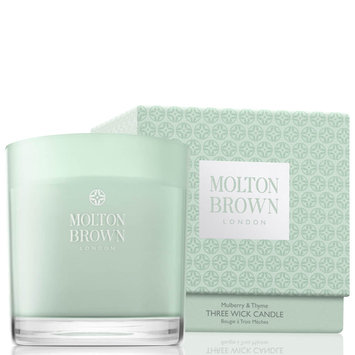 Molton Brown Mulberry & Thyme Three Wick Candle, 500g