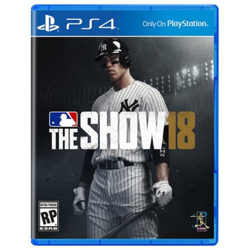 Sony Interactive Enterta MLB 18 The Show Playstation 4 [PS4]