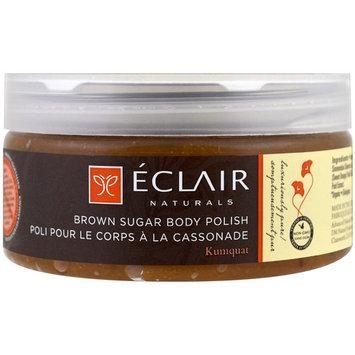 Eclair Naturals, Brown Sugar Body Polish, 9 oz (255 g)