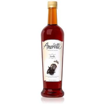 Amoretti Premium Syrup, Vanilla, 25.4 Ounce [Vanilla]