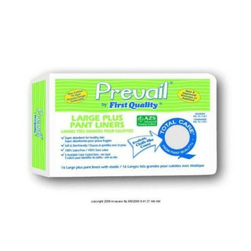 (PK) Prevail Two Piece Pad & Pant Liner: Health & Personal Care