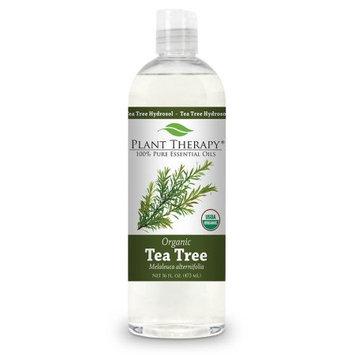 Plant Therapy Tea Tree Melaleuca Organic Hydrosol 16 fl. oz. By-Product of Essential Oils