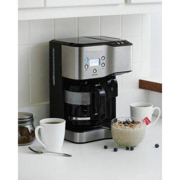Hamilton Beach Brands, Inc Hamilton Beach 49982 Coffee Maker Hot Water Dispenser, Black