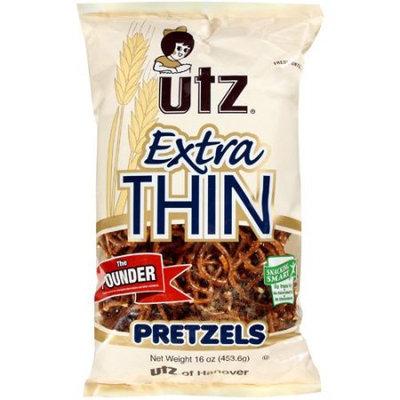 Utz Extra Thin Pretzels