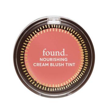 FOUND NOURISHING Cream Blush Tint with Evening Primrose, 10 Coral Flush, 0.159 fl oz