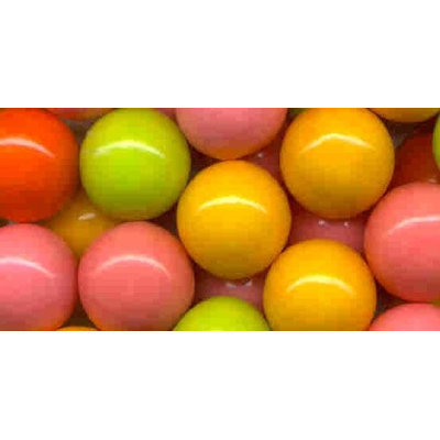 Candymachines Gumballs By The Pound - 5 Pound Bag of Neon Color
