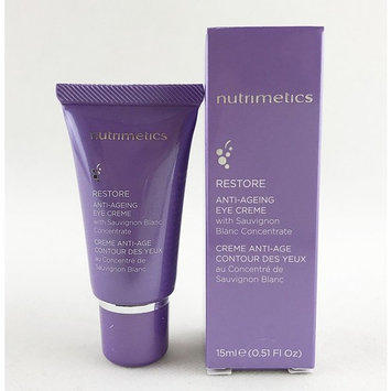 Nutrimetics RESTORE Anti-Ageing Eye Creme 15ml For Dry & Mature Skin