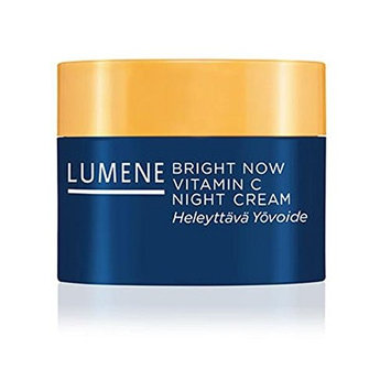 Lumene Bright Now Vitamin C Night Cream, - 0.5 Oz