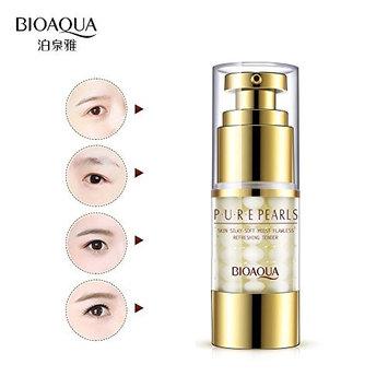 Eye Care Pearl Essence Cream Moisturizing Anti Dark Circles Eye Cream