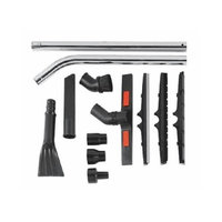 Ridgid 32703 VT2575 12-Piece Heavy-Duty Cleaning Kit