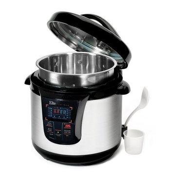 Elite Platinum 8-qt. Digital Pressure Cooker, Multi/None