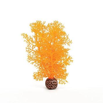 biOrb Sea Fan Aquarium Artificial Plants - Orange - S