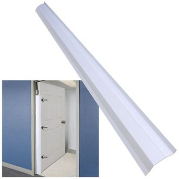 Pinch-Not Door Finger Hinge-Side Child Safety Guard Shield Protector, Home Model for 90-Degree Door