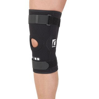 Ossur Form Fit PLY Sleeve Short Closed Popliteal Knee Brace Size: Small