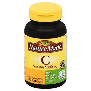 Nature Made Vitamin C, 1000 mg, 100 caplets by Nature Made