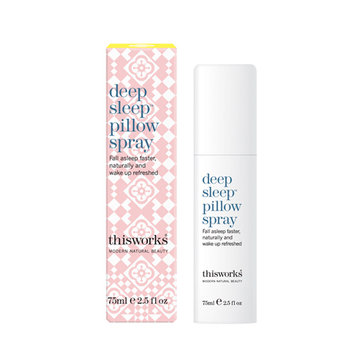 this works Holly Fulton Deep Sleep Pillow Spray - Limited Edition