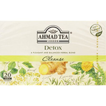 AHMAD TEA Detox Tea 20 Teabags