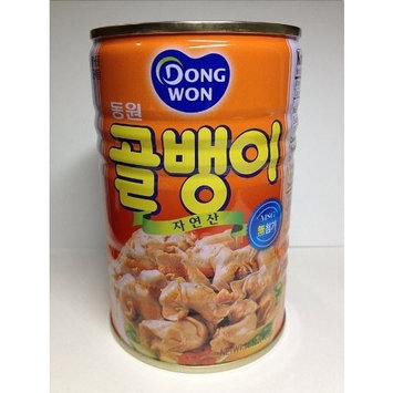 Dongwon Canned Bai Top Shell 400g X 3 Ea