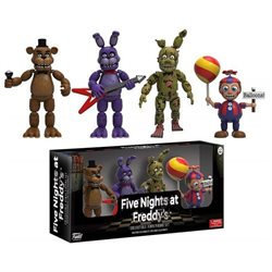 FNAF - PACK 2 (VFIG) by FUNKO 2 FIGURE 4 PK