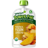 Sprout® Power Pak 4 oz. Organic Toddler Food in Tropical Fusion Superblend