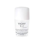 Vichy Antiperspirant Deodorant 48 Hour Roll-on Sensitive Skin 50ml