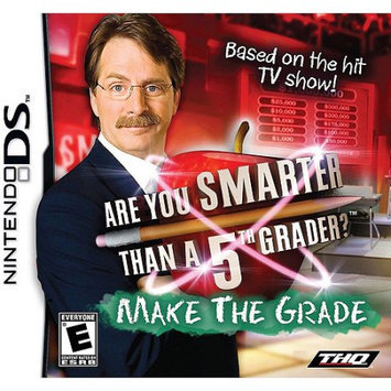 Thq, Inc. Are You Smarter Than a 5th Grader? Make the Grade (used)