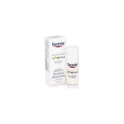 Eucerin Sensitive Skin Q10 Active Anti-Wrinkle Day Cream SPF 15 (50ml)