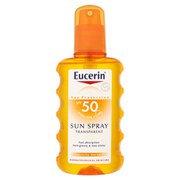 Eucerin Sun Protection Sun Spray Transparent 50 High (200ml)