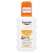 Eucerin Sun Protection Kids Sun Spray 50+ Very High (200ml)