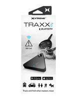 Xtreme Cables XEX6-0101-BLK Bluetooth Key Finder Black