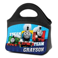 Thomas & Friends® Steam Team Lunch Bag in Black