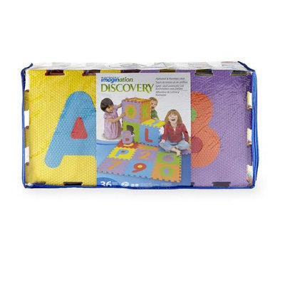 Imaginarium Alpha and Numbers Foam Playmat