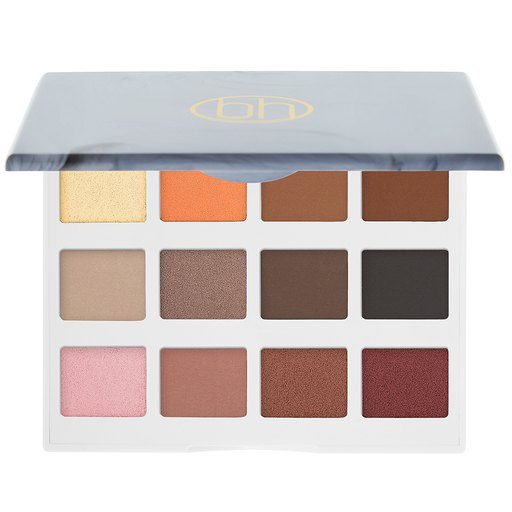 BH Cosmetics Marble Collection - Warm Stone - 12 Color Eyeshadow Palette
