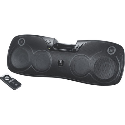 Logitech Rechargeable Speaker Dock for iPod or iPhone S715i