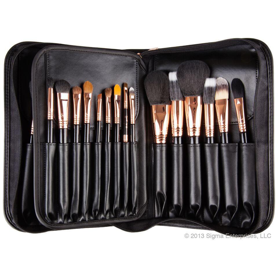 Sigma Make Up Artist Rose Gold Set (29 Brushes)
