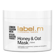 label.m Honey & Oat Treatment Mask (120ml)