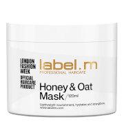 label.m Honey & Oat Treatment Mask (120ml)