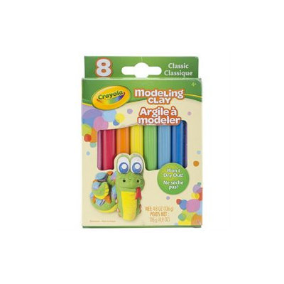 Crayola 8ct Modeling Clay - Classic