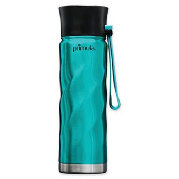 Primula Tea with a Twist Double Wall Tumbler 18oz - Teal (Blue)